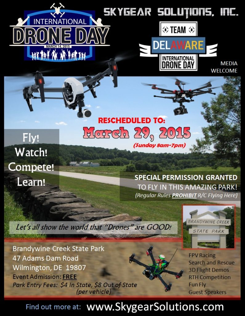 International Drone Day Delaware