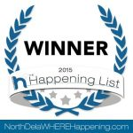 Will Webber Voted 'Most Happening' Realtor for 2015 by North DelaWHERE Voters